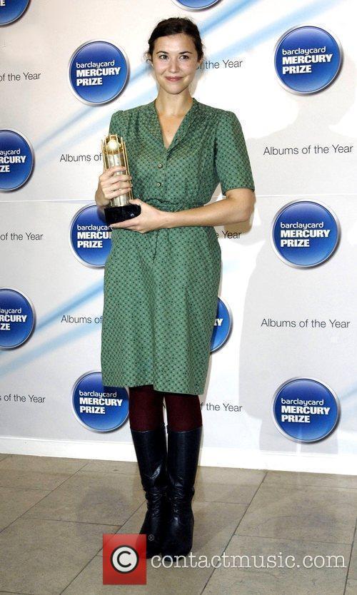 Lisa Hannigan and Barclaycard Mercury Prize 2