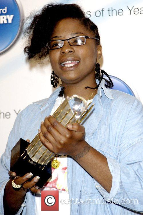 Speech Debelle 2009 Barclaycard Mercury Prize at The...