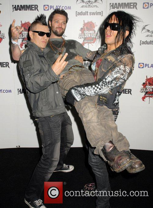 Bam Margera, Jackass and O2 Arena
