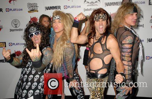 Metal Hammer Golden Gods Awards at Indigo at...