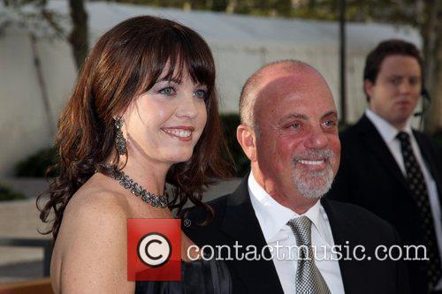 Billy Joel and Girlfriend Deborah Dampiere 3