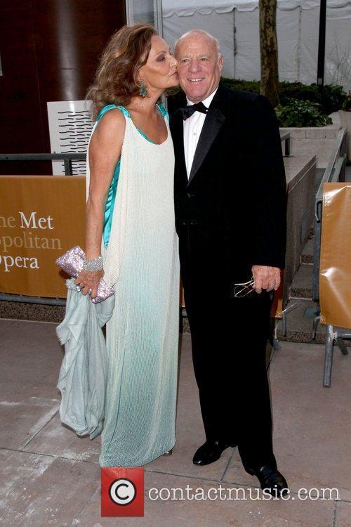 Diane Von Furstenberg and Barry Diller 4