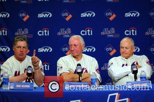 Former players from the The New York Mets...