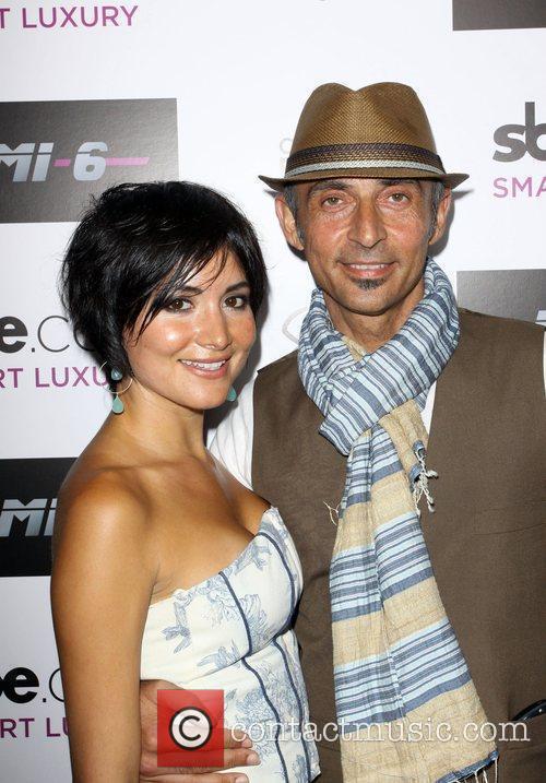 Shaun Toub and Lorena De Fatima Mendoza 2