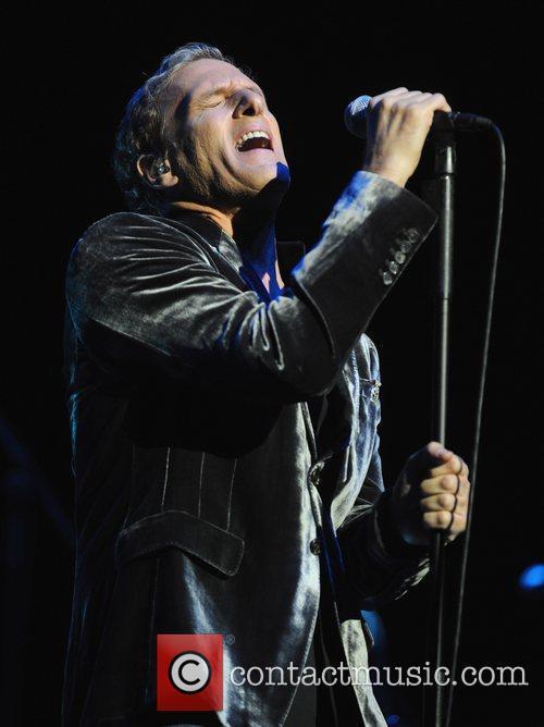 Michael Bolton  performing live at the Royal...