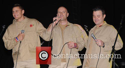 The Soldiers  performing live at the Royal...