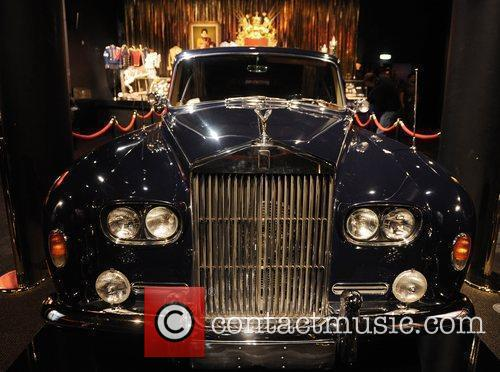 Rolls Royce Michael Jackson's This Is It Exhibition...
