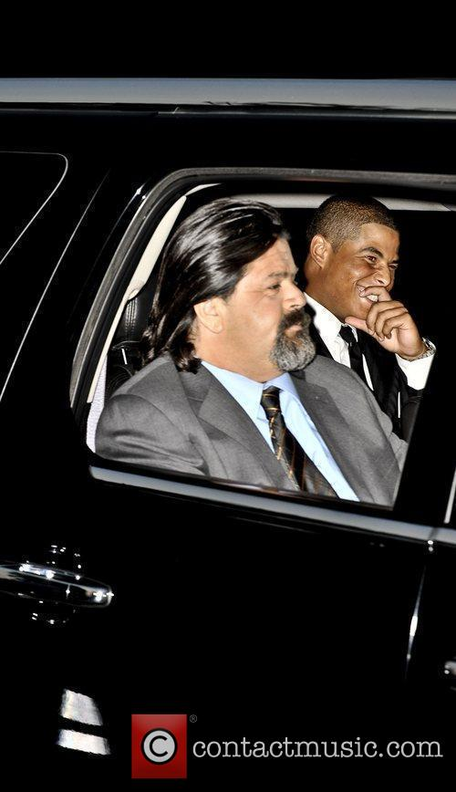 Nico Brando  arrives at the Michael Jackson...