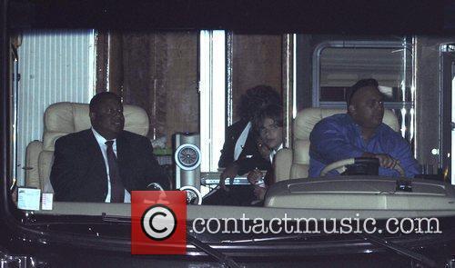 Prince Michael Jackson, the eldest son of Michael...