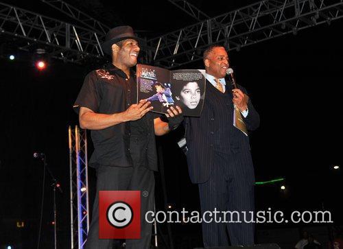 Michael Jackson Hometown Memorial held at the U.S....