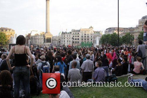 Atmosphere, Michael Jackson and Trafalgar Square 6