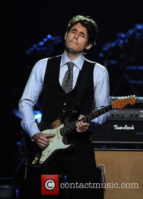 John Mayer  The memorial service for the...