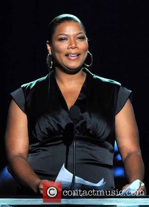 Queen Latifah and Staples Center 1