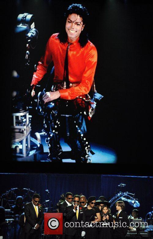 Michael Jackson, Staples Center