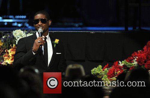 The memorial service for the King of Pop,...