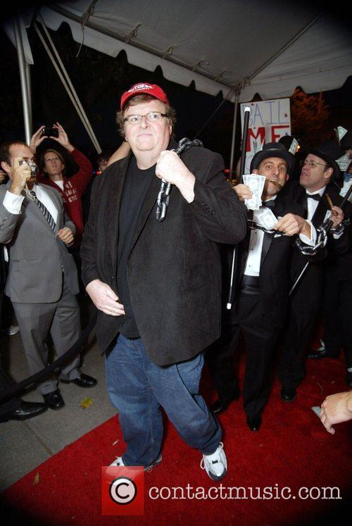 Michael Moore and Love Story 2