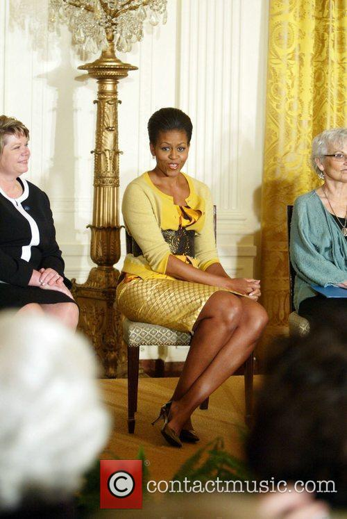 Michelle Obama and White House 1