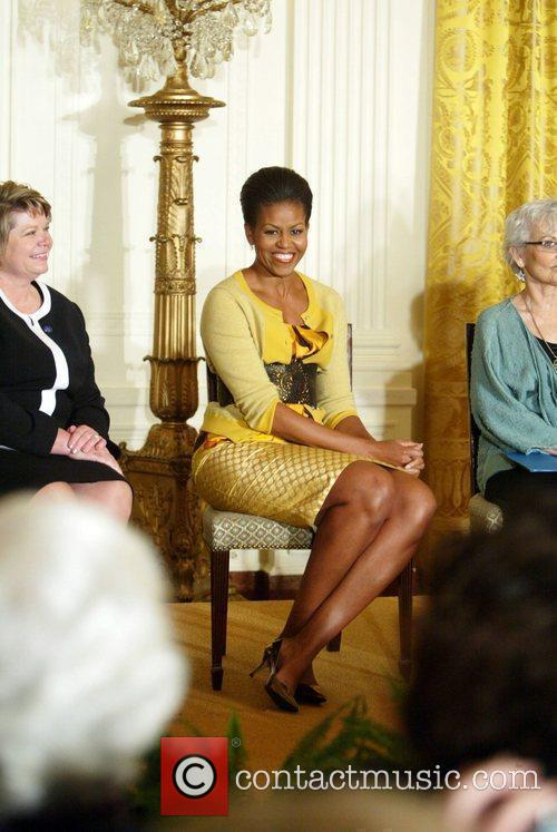 Michelle Obama and White House 4