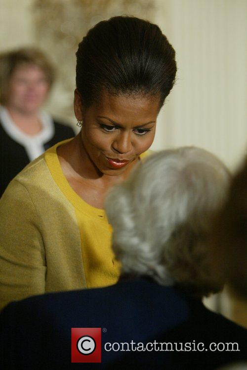 Michelle Obama and White House 9