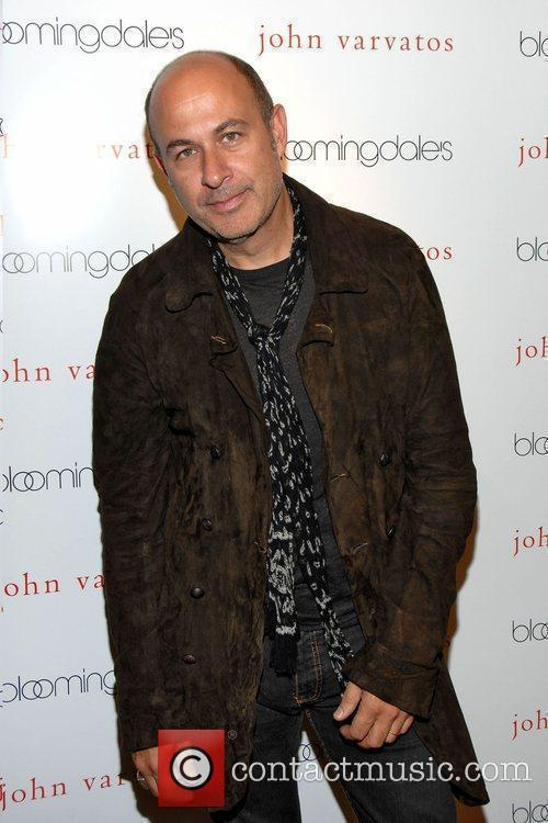 The opening of the new John Varvatos shop...