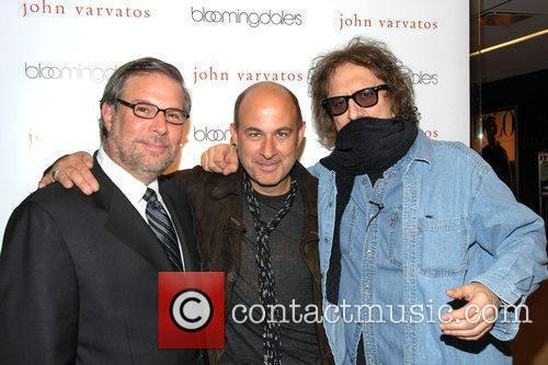 Mick Rock and John Varvatos 6