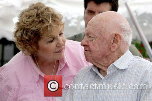 Jan Rooney and Mickey Rooney 8