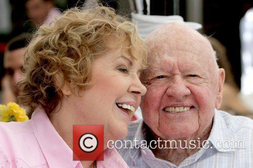 Jan Rooney and Mickey Rooney 6