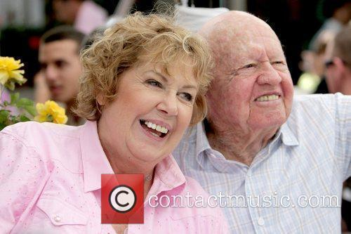 Jan Rooney and Mickey Rooney 11
