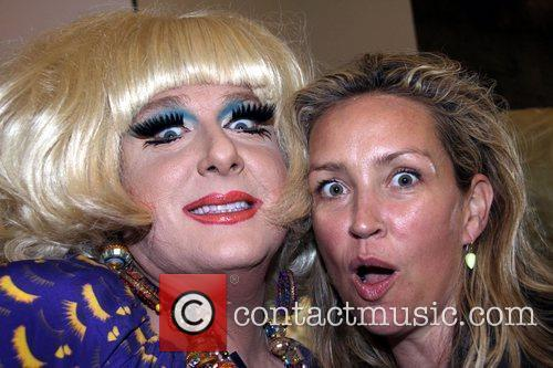 Lady Bunny and Guest Paper Magazine and Le...