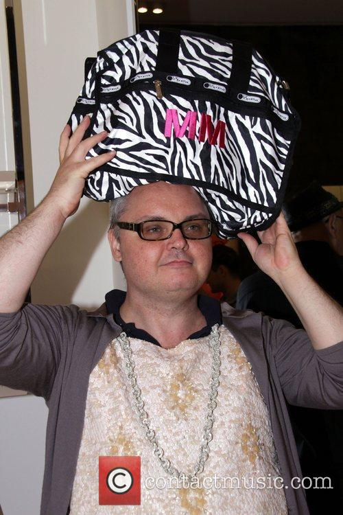 Mickey Boardman Paper Magazine and Le Sportsac celebrate...