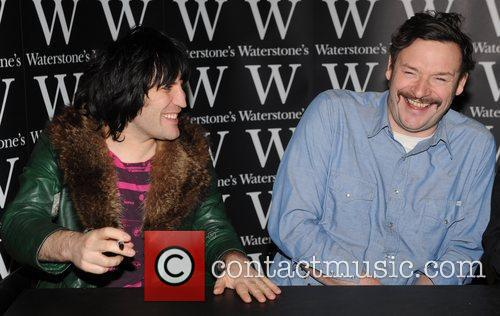 julian barratt kids. Noel Fielding and Julian Barratt of The Mighty Boosh