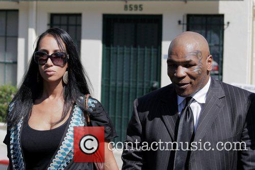 Mike Tyson and Michael Jackson 11