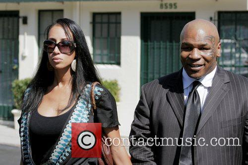 Mike Tyson and Michael Jackson 9