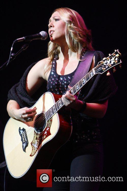 Colbie Caillat performs live in concert at WTMX...