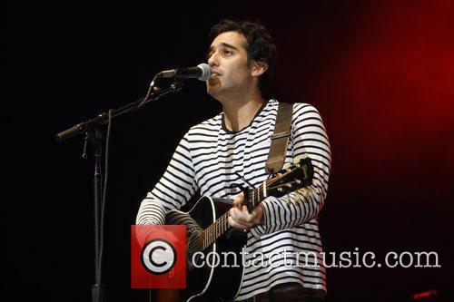Joshua Radin performs live in concert at WTMX...