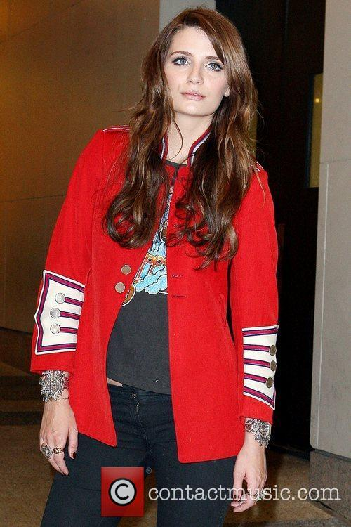 Mischa Barton and Mtv 7