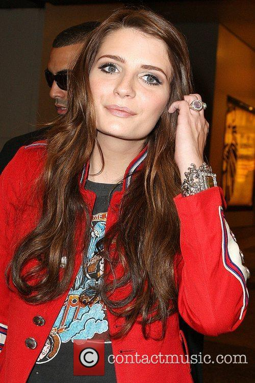 Mischa Barton and Mtv 8