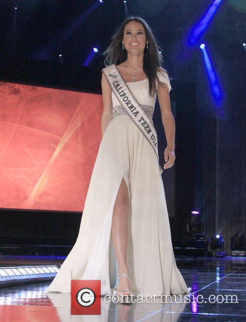 Chelsea Gilligan Miss California Teen USA 2009 Miss...