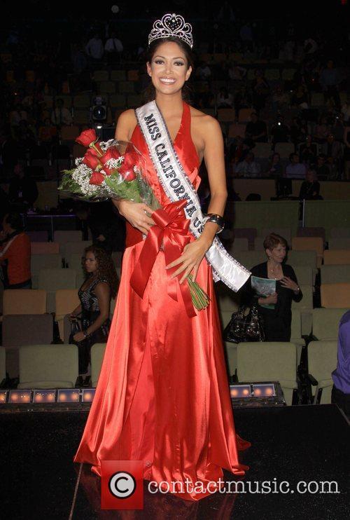 Nicole Johnson, Miss California 2010 Miss California 2010...