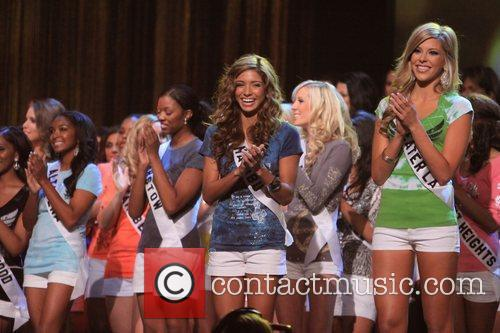 Contestants Miss California 2010 Pageant Preliminaries - Finals...