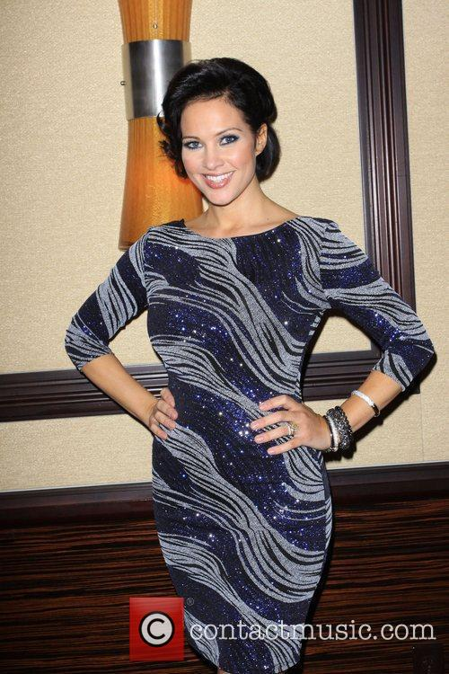 Judge, Tiffany Fallon Miss California 2010 Pageant Preliminaries...