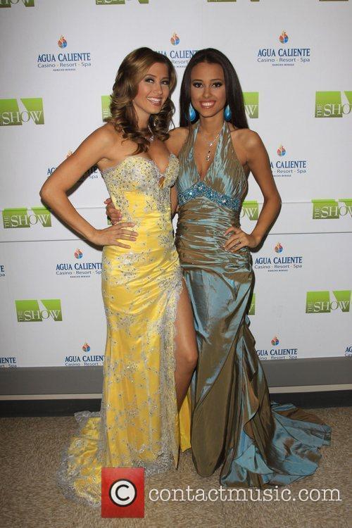 Miss California USA 2009 Tami Farrell and Miss...