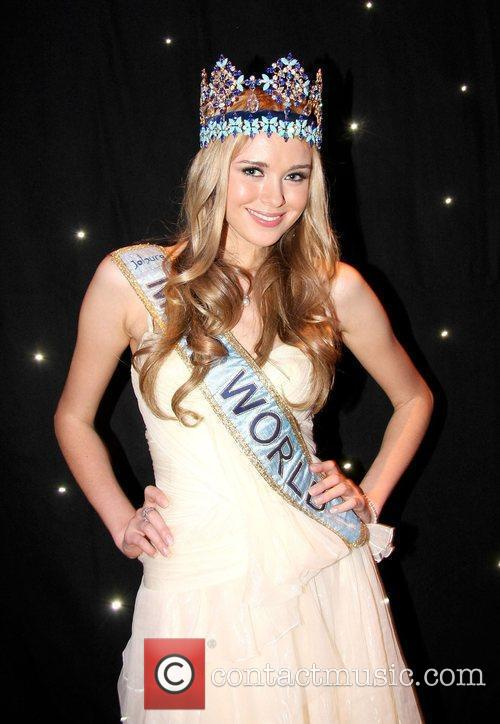 Miss World 2008 Ksenia Sukhinova Miss England 2009...