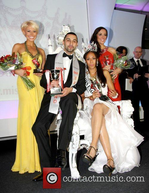 Miss England 2009 final held at the Hilton...