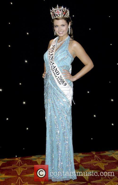 Laura Coleman and Miss England 2008 2