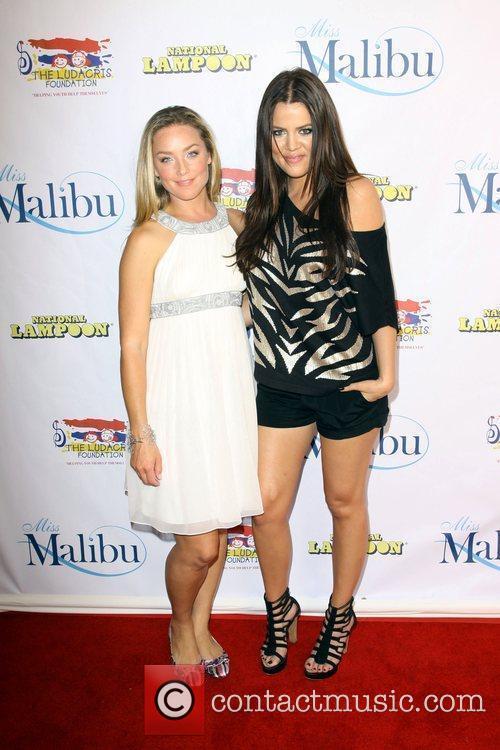 Elisabeth Rohm and Khloe Kardashian 3