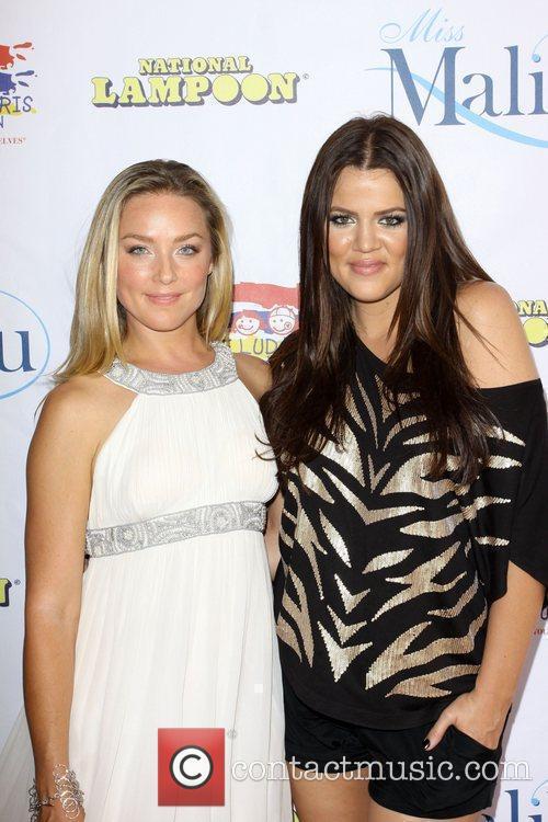 Elisabeth Rohm and Khloe Kardashian 4
