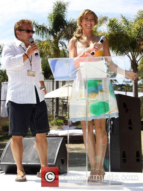 2009 Miss Malibu Pageant held at A Private...