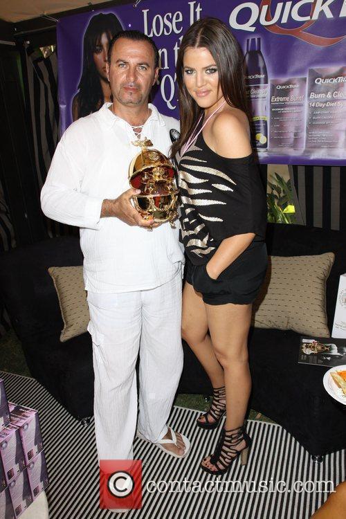 Khloe Kardashian and Henrick 4
