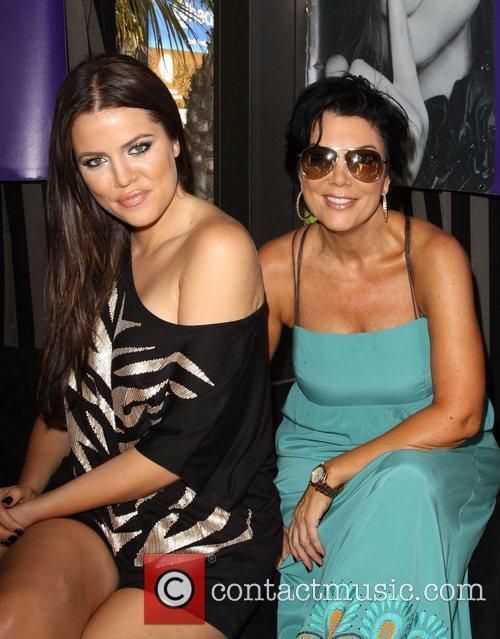 Khloe Kardashian and Mother Kris Jenner 7